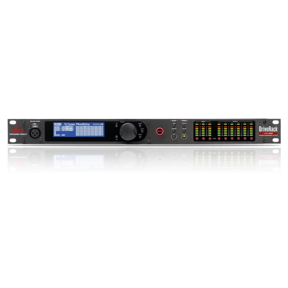 PROCESSADOR DE AUDIO DBX DRIVERACK VENU 360 DBX 58034004