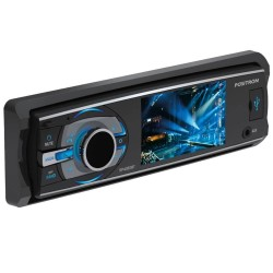 DVD POSITRON SP4330BT TELA 3 FLIP-DOWN ENTRADA USB SD AUXILIAR P2 CD DVD MP3 BLUETOOTH