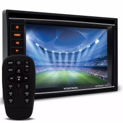 DVD POSITRON SP8830LINK 2 DIN TELA 6.2 MIRROR CONECT P/ IPHONE ENTRADA USB SD AUX P2 TV BLUET