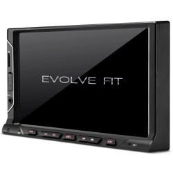 CENTRAL MULTIIMIDIA DVD 2DIN EVOLVE FIT  BLUETOOTH COM MIRRORLINK P3328